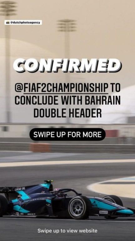 Dams Stories 2020 Bahrain