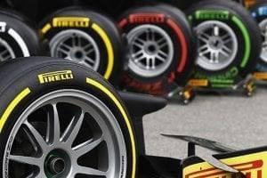 Pirelli Formula 2
