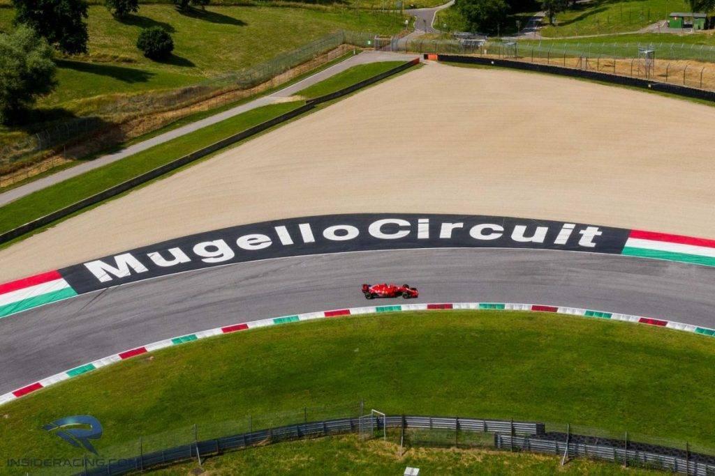 Mugello Special Tuscany - Ferrari