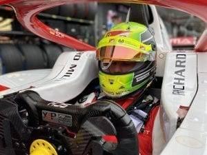 Schumacher Prema Monza Round 8