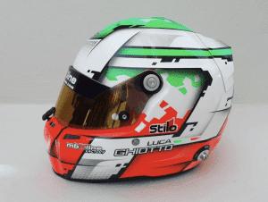 Ghiotto Monza Helmet