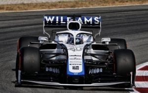 Nissany Williams F1