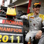 F2 Graduates Romain Grosjean