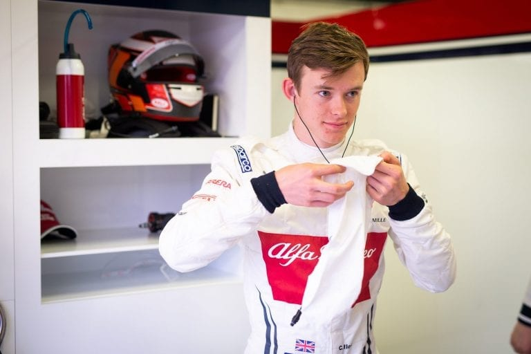 Callum Ilott will return to Alfa Romeo Racing ORLEN and Formula One when he takes the wheel of the team's C39 in next month's test session in Abu Dhabi.