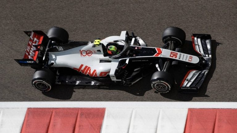 Schumacher Day Out Haas