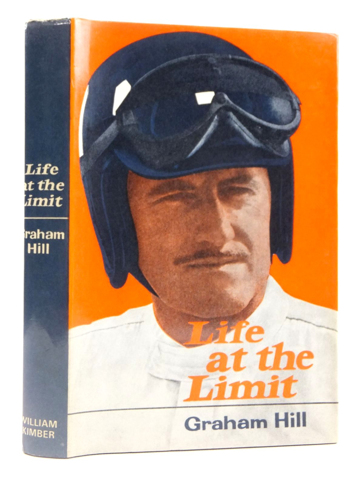 Life At The Limit by Graham Hill