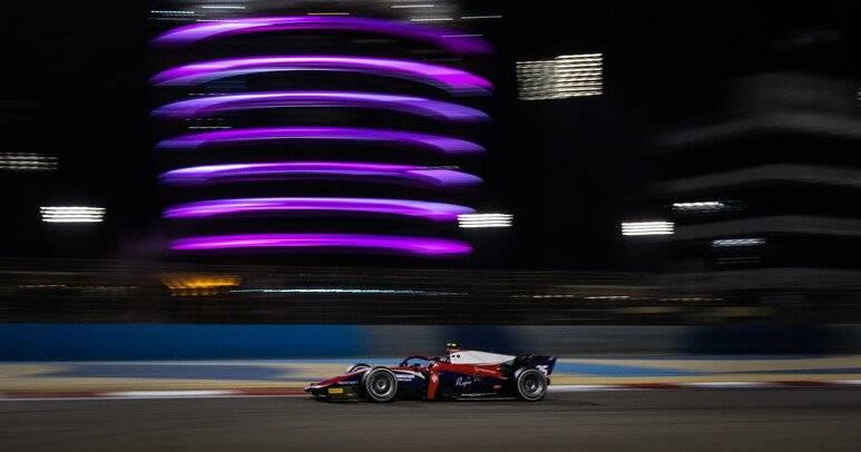 Trident (Bahrain Sprint Race) Credit: Formula Motorsport Limited
