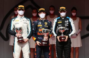 Lawson Disqualified Ticktum Victory