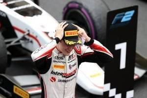 Theo Pourchaire Monaco GP F2 Race Win 2021