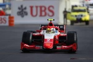 Piastri Monaco race