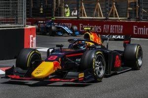 Juri Vips Baku Sprint Race 2
