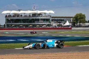 Verschoor Silverstone Qualifying
