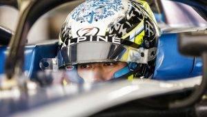 Zhou Silverstone Qualifying