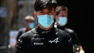 Zhou Monaco Sprint Race 2