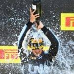 Zhou Silverstone Feature Race